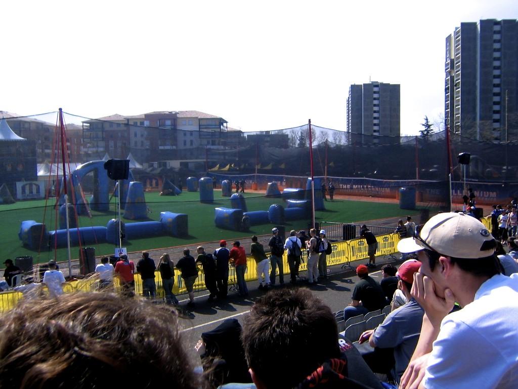 Millennium Series Toulouse World Cup 2007 ykköskenttä