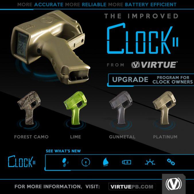 Virtue Clock II -krono